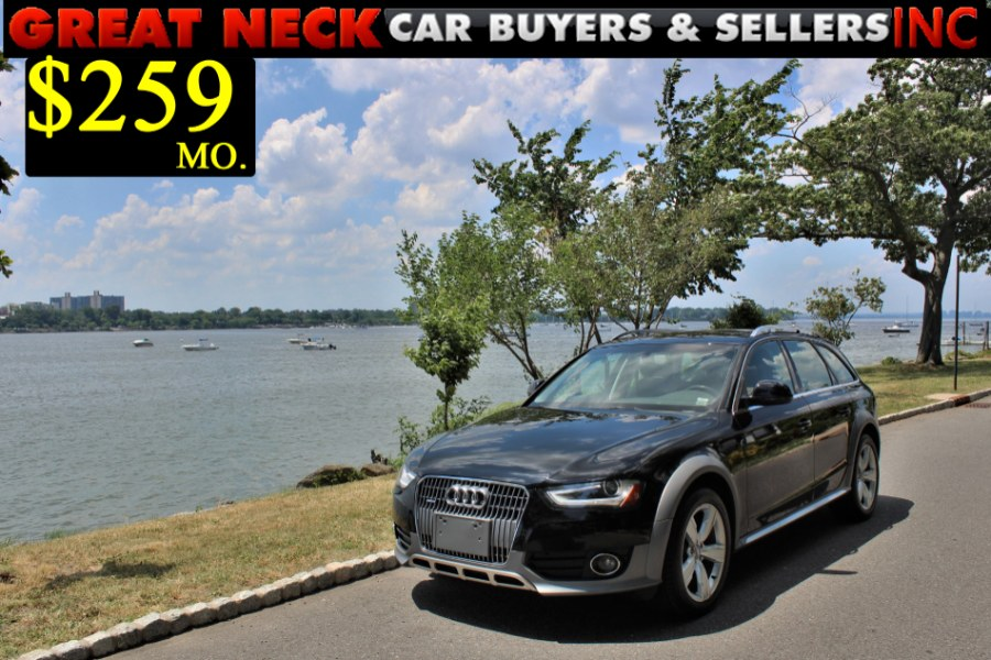 Used 2014 Audi allroad in Great Neck, New York