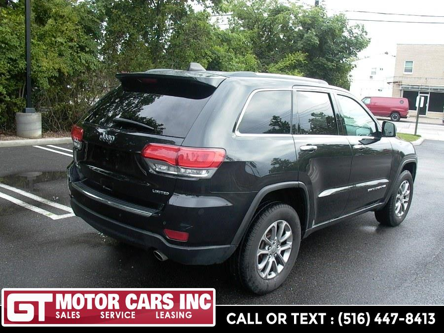 2015 Jeep Grand Cherokee 4WD 4dr Limited, available for sale in Bellmore, NY