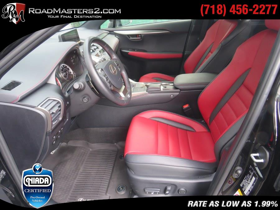 Used Lexus NX NX 300 F SPORT AWD 2020   Road Masters II INC. Middle Village, New York