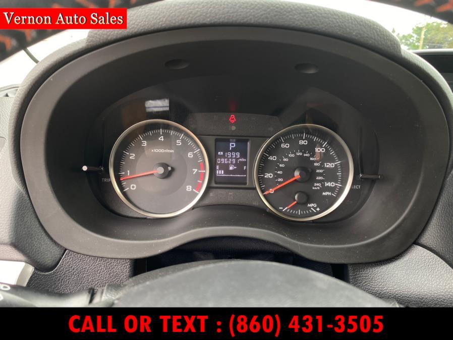 Used Subaru Crosstrek 5dr CVT 2.0i Premium 2016   Vernon Auto Sale & Service. Manchester, Connecticut