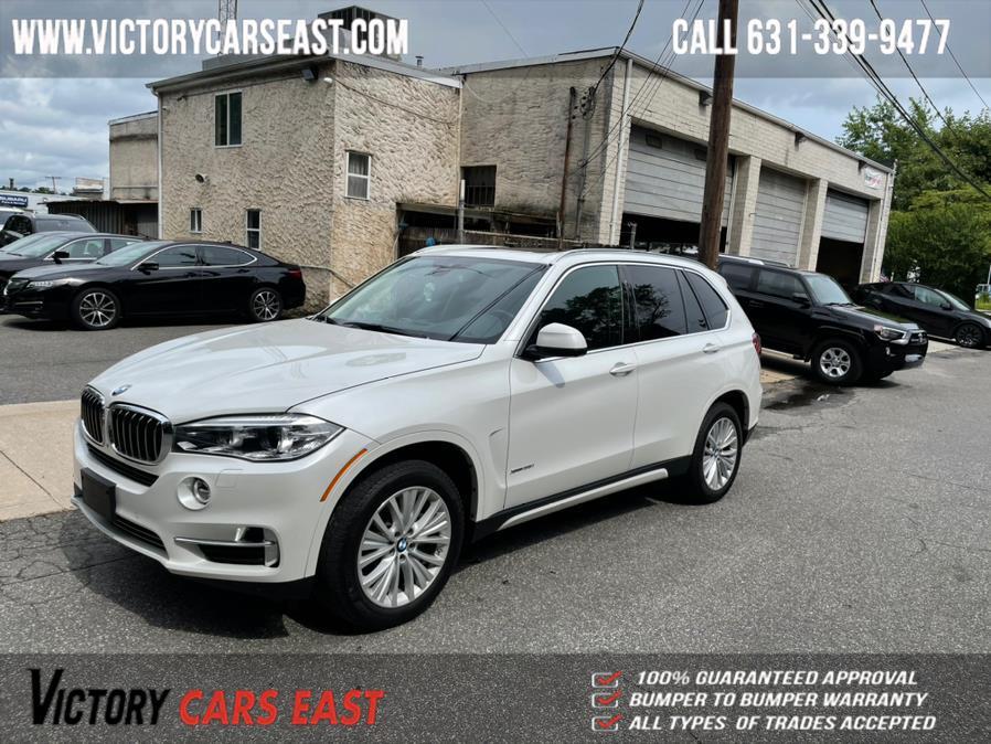 Used BMW X5 AWD 4dr xDrive35i 2016 | Victory Cars East LLC. Huntington, New York