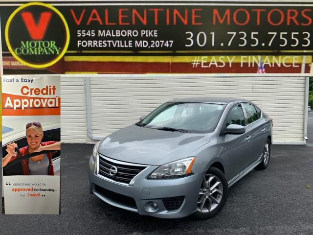 Used Nissan Sentra SR 2014   Valentine Motor Company. Forestville, Maryland