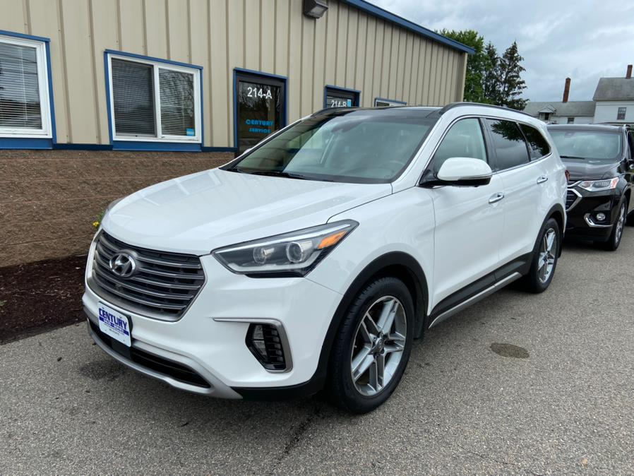 Used 2017 Hyundai Santa Fe in East Windsor, Connecticut | Century Auto And Truck. East Windsor, Connecticut