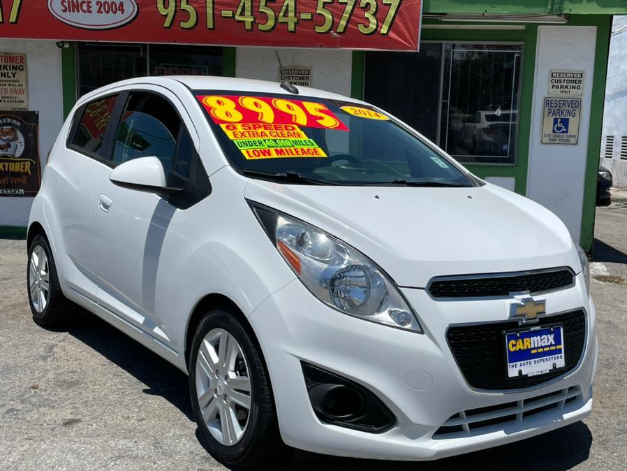 Used 2014 Chevrolet Spark in Corona, California | Green Light Auto. Corona, California