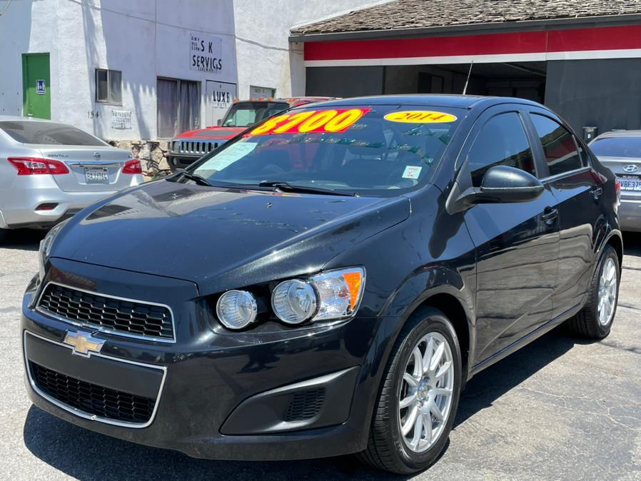 Used Chevrolet Sonic 4dr Sdn Auto LT 2014 | Green Light Auto. Corona, California