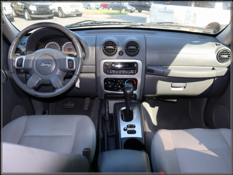 Used Jeep Liberty 4dr Limited 4WD 2005 | My Auto Inc.. Huntington Station, New York