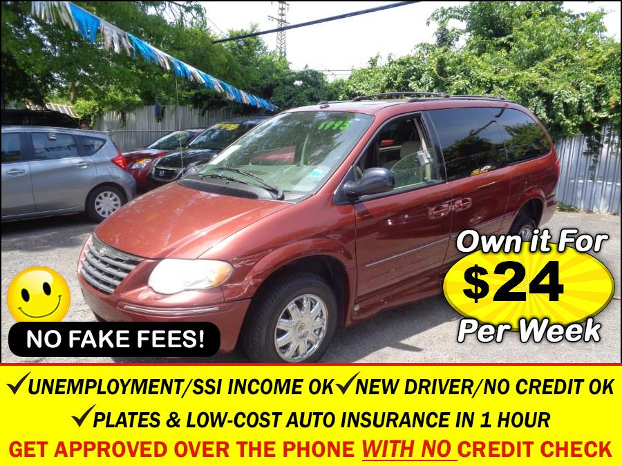 Used 2007 Chrysler Town & Country LWB in Rosedale, New York | Sunrise Auto Sales. Rosedale, New York