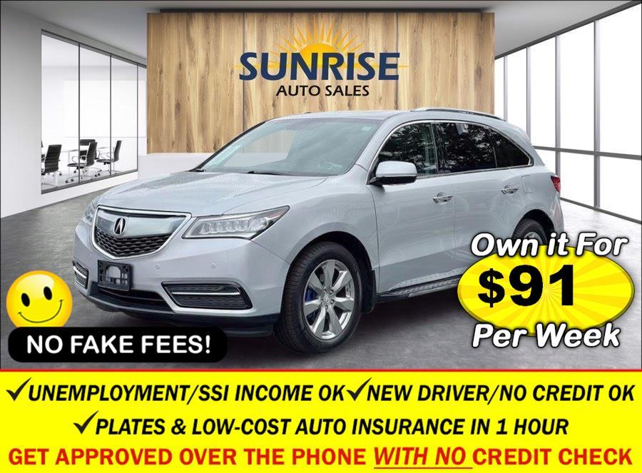 Used 2015 Acura MDX in Rosedale, New York | Sunrise Auto Sales. Rosedale, New York