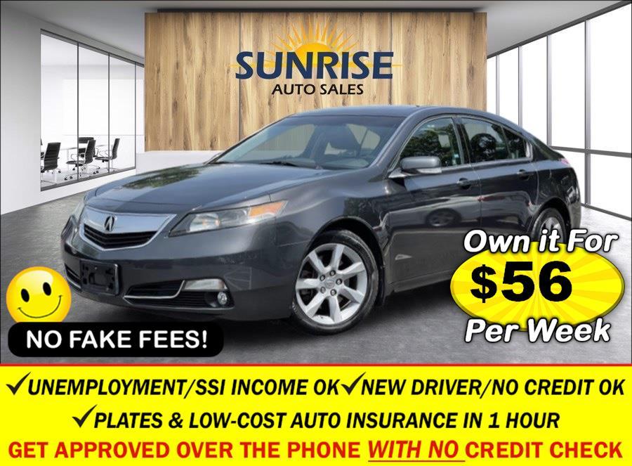 Used 2012 Acura TL in Rosedale, New York | Sunrise Auto Sales. Rosedale, New York