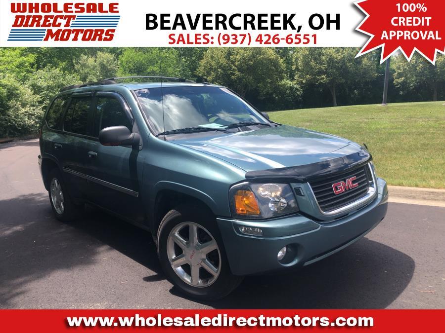 Used GMC Envoy 4WD 4dr SLT 2009 | Wholesale Direct Motors. Beavercreek, Ohio