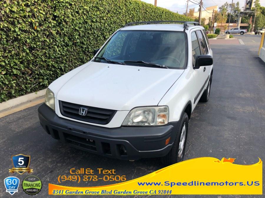 Used Honda CR-V 2WD LX Auto 2001 | Speedline Motors. Garden Grove, California