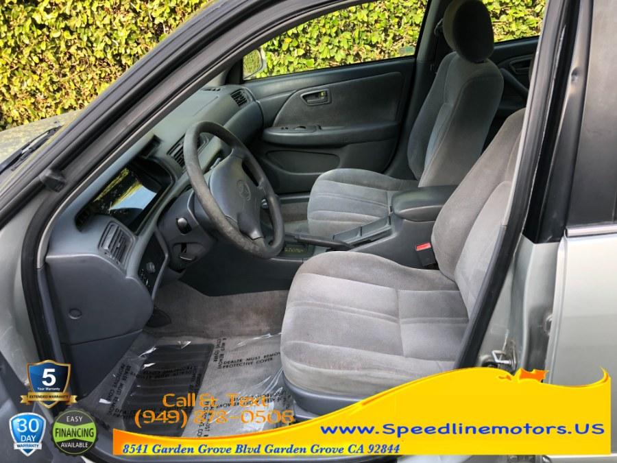 Used Toyota Camry 4dr Sdn CE Auto (Natl) 2001   Speedline Motors. Garden Grove, California