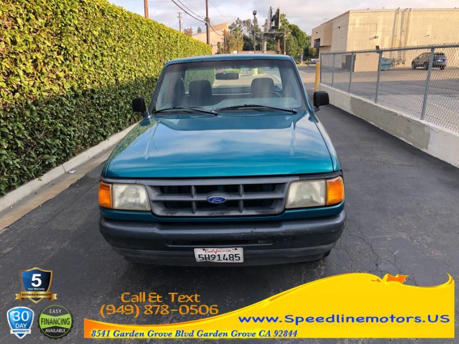 """Used Ford Ranger 108"""" WB Splash 1994   Speedline Motors. Garden Grove, California"""