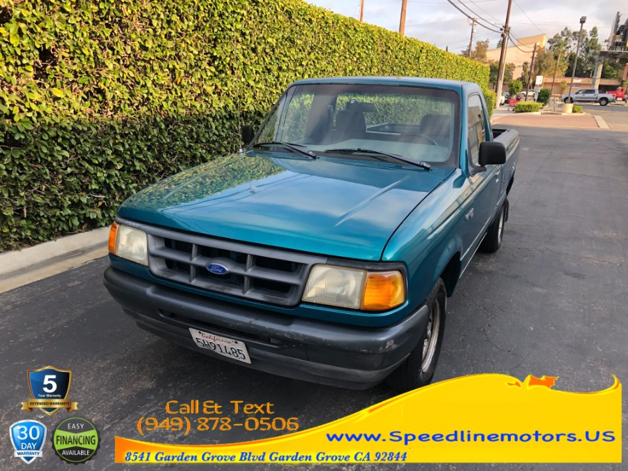 Used 1994 Ford Ranger in Garden Grove, California | Speedline Motors. Garden Grove, California