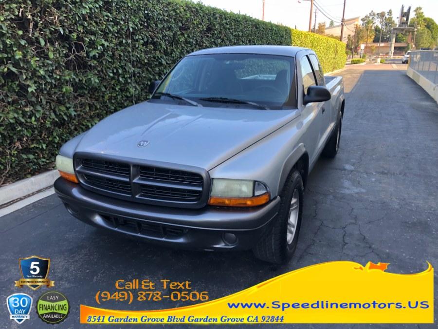 Used 2002 Dodge Dakota in Garden Grove, California | Speedline Motors. Garden Grove, California