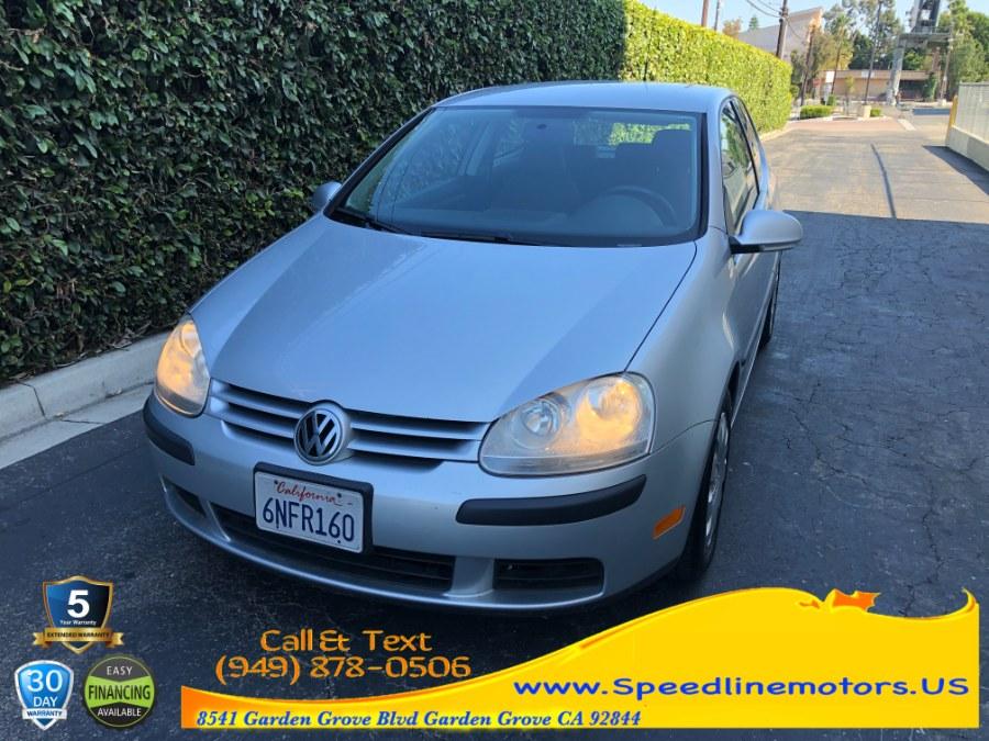 Used 2008 Volkswagen Rabbit in Garden Grove, California | Speedline Motors. Garden Grove, California
