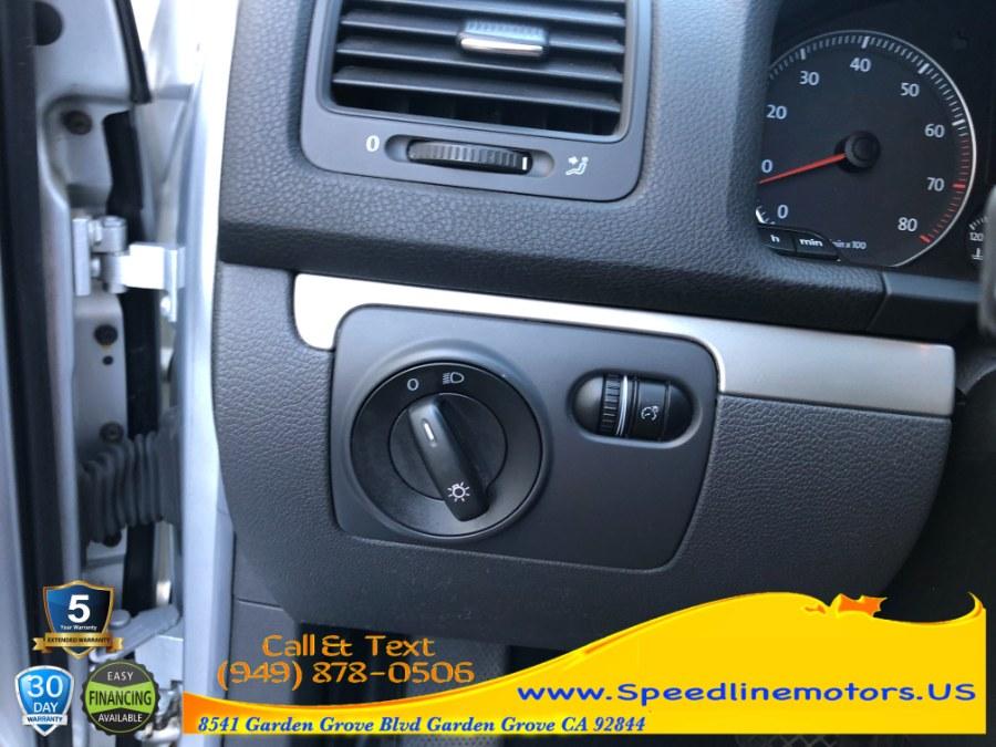Used Volkswagen Rabbit 2dr HB Auto S 2008 | Speedline Motors. Garden Grove, California