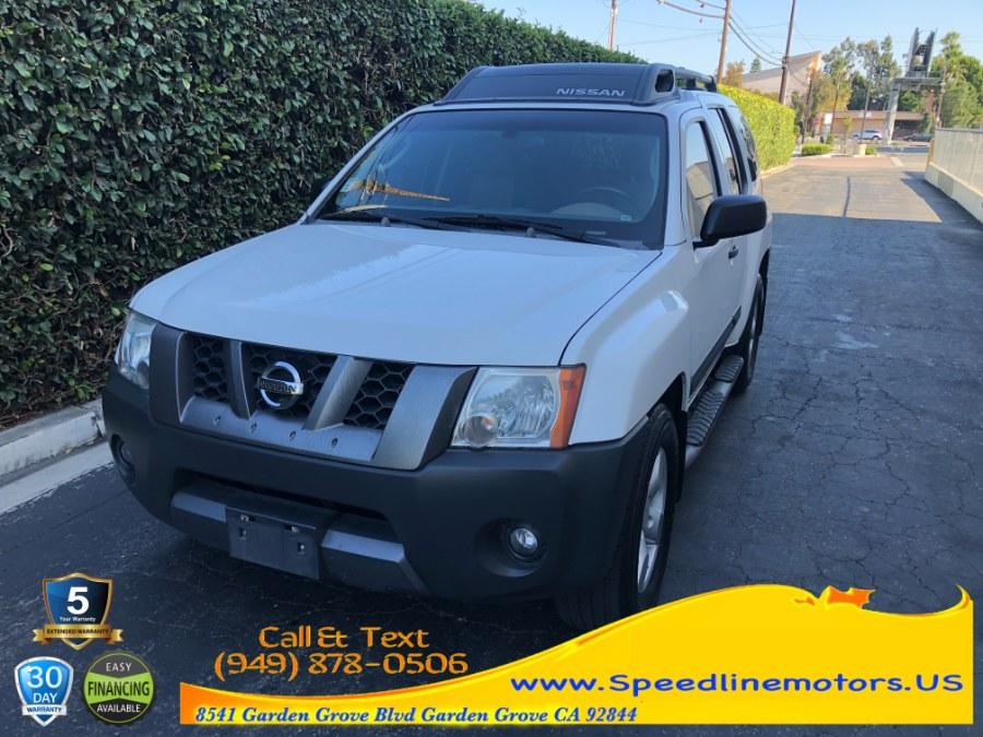 Used Nissan Xterra 4dr Off Road 2WD V6 Auto 2005 | Speedline Motors. Garden Grove, California