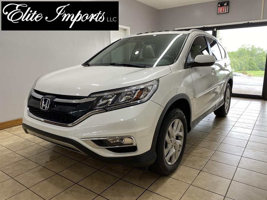 Used Honda Cr-v EX-L 2015 | Elite Imports LLC. West Chester, Ohio