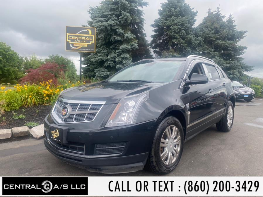 Used Cadillac SRX AWD 4dr Luxury Collection 2011   Central A/S LLC. East Windsor, Connecticut