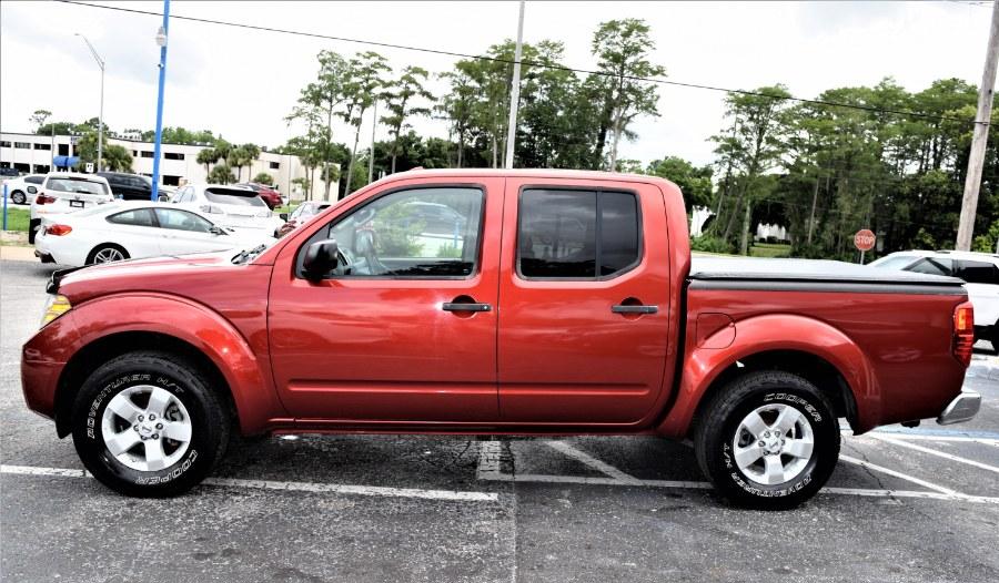 Used Nissan Frontier 2WD Crew Cab SWB Auto SV 2012   Rahib Motors. Winter Park, Florida
