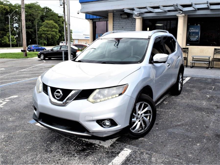 Used 2014 Nissan Rogue SL with Navigation in Winter Park, Florida   Rahib Motors. Winter Park, Florida