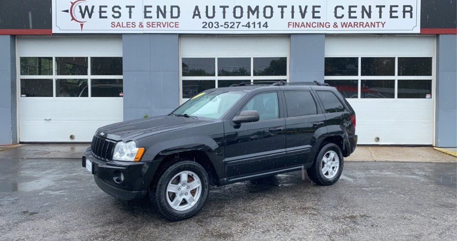 Used 2007 Jeep Grand Cherokee in Waterbury, Connecticut | West End Automotive Center. Waterbury, Connecticut