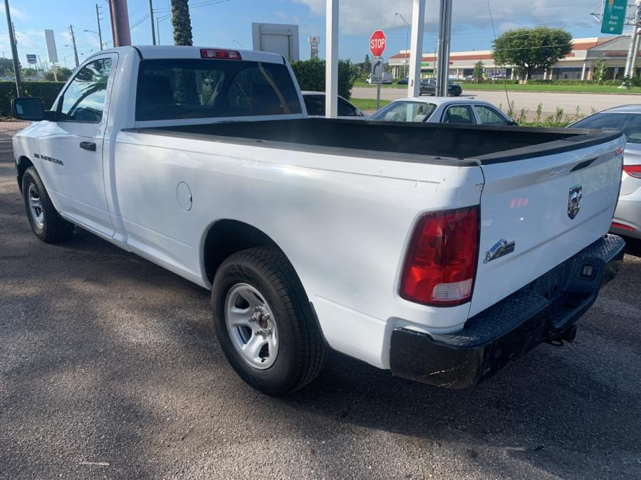 "Used Ram 1500 2WD Reg Cab 140.5"" Tradesman 2012 | Central florida Auto Trader. Kissimmee, Florida"