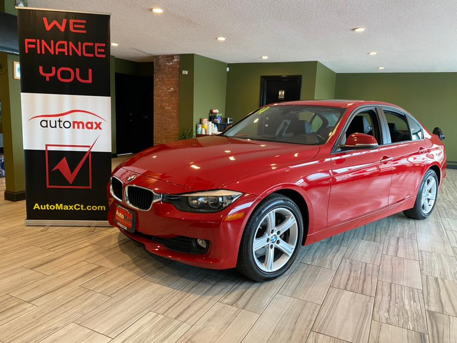 Used BMW 3 Series 4dr Sdn 320i xDrive AWD 2014 | AutoMax. West Hartford, Connecticut