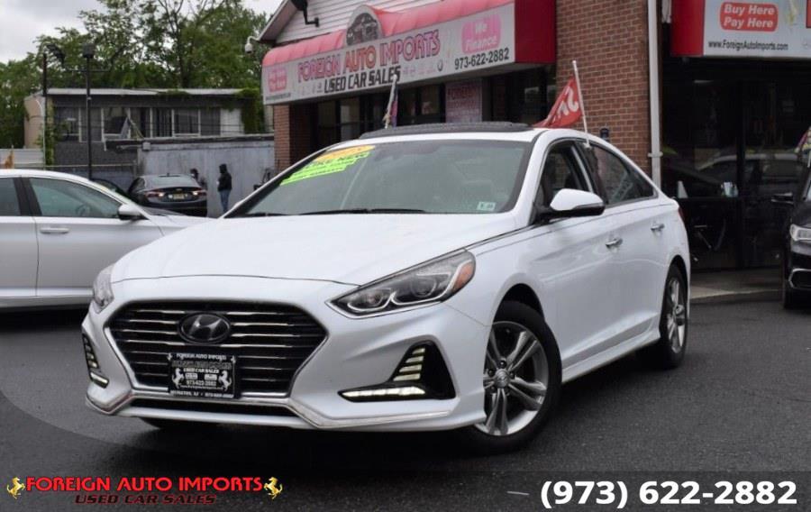 Used 2018 Hyundai Sonata in Irvington, New Jersey   Foreign Auto Imports. Irvington, New Jersey