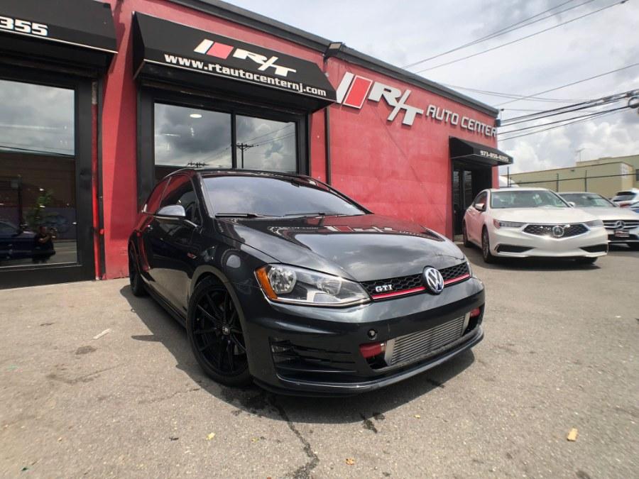 Used Volkswagen Golf GTI 2dr HB Man SE 2015   RT Auto Center LLC. Newark, New Jersey