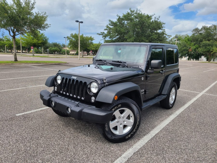 Used 2014 Jeep Wrangler in Longwood, Florida | Majestic Autos Inc.. Longwood, Florida