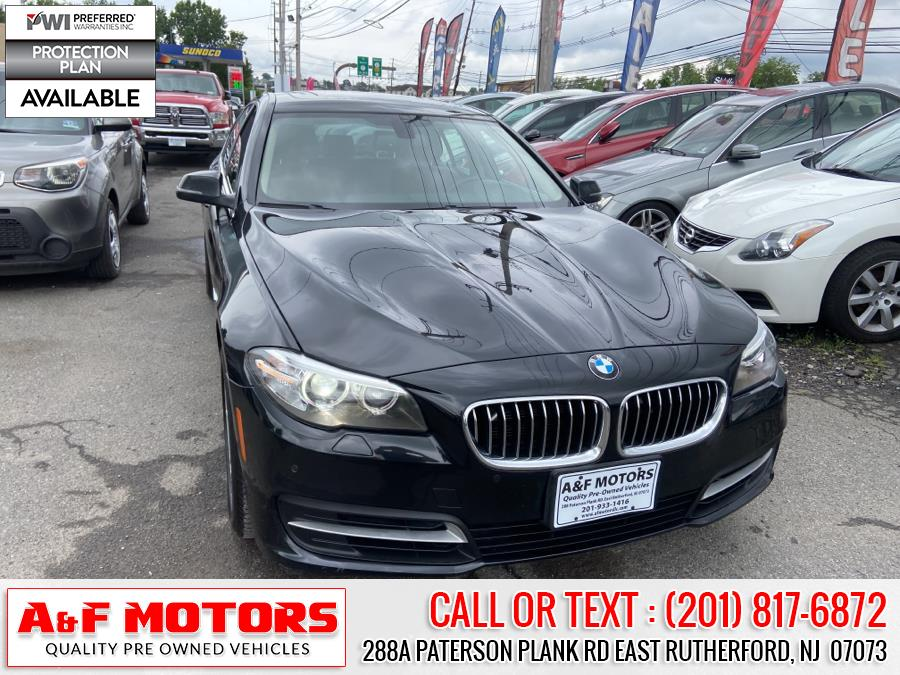 Used BMW 5 Series 4dr Sdn 528i xDrive AWD 2014 | A&F Motors LLC. East Rutherford, New Jersey
