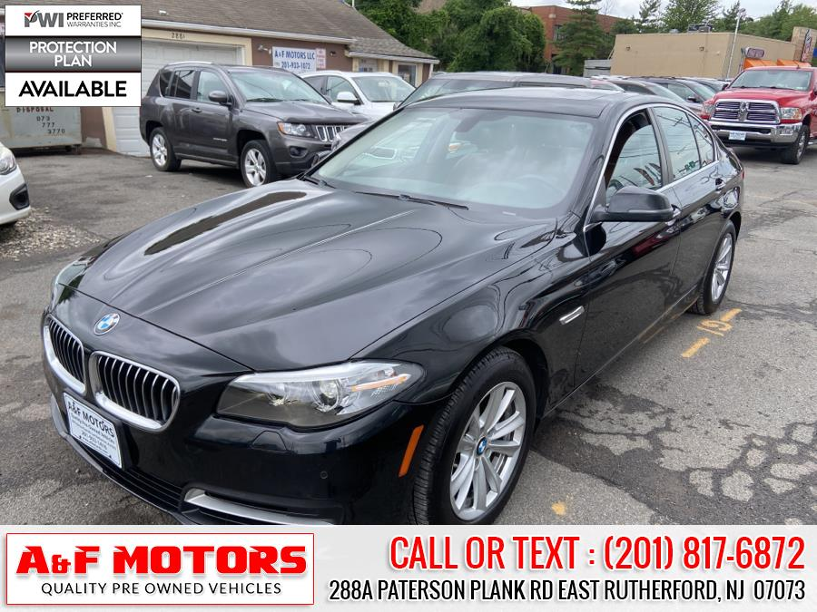 Used 2014 BMW 5 Series in East Rutherford, New Jersey | A&F Motors LLC. East Rutherford, New Jersey