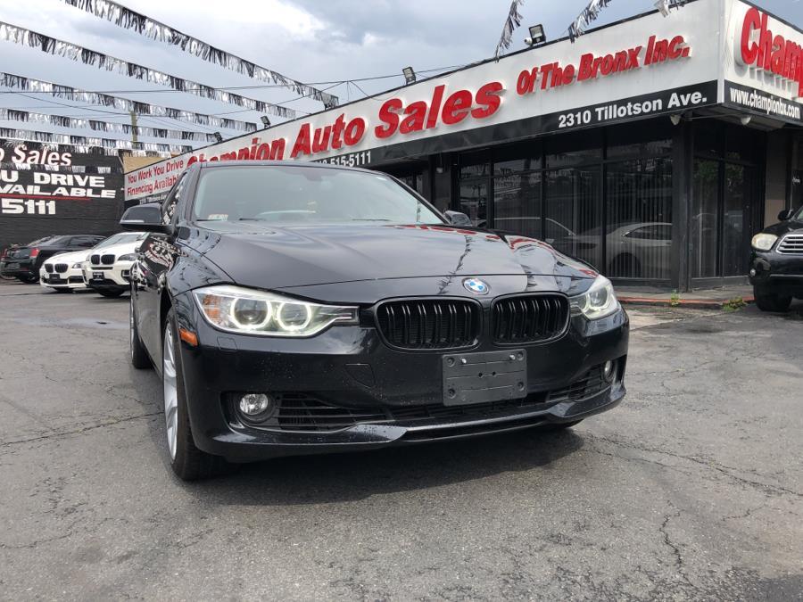 Used BMW 3 Series 4dr Sdn 335i xDrive AWD 2014   Champion Auto Sales Of The Bronx. Bronx, New York