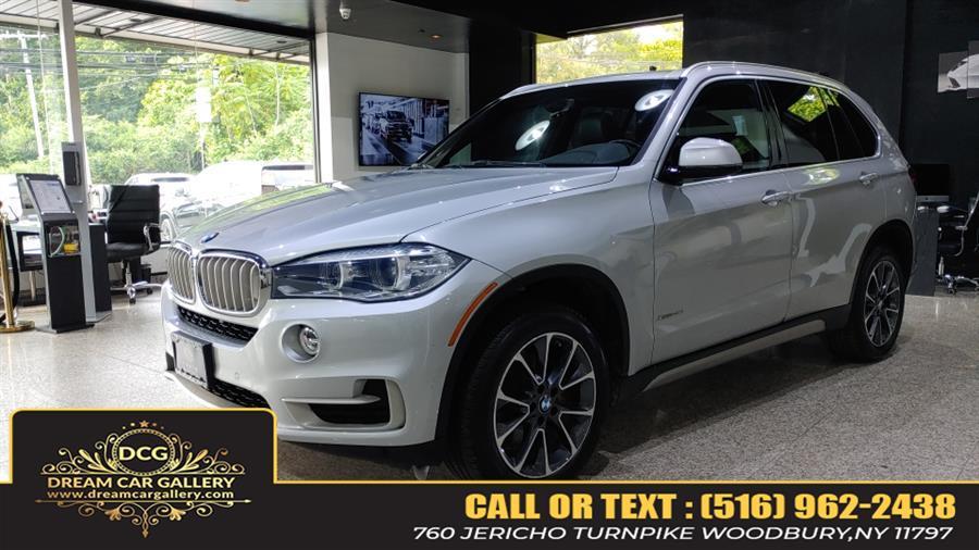 Used BMW X5 xDrive35i Sports Activity Vehicle 2018 | Dream Car Gallery. Woodbury, New York