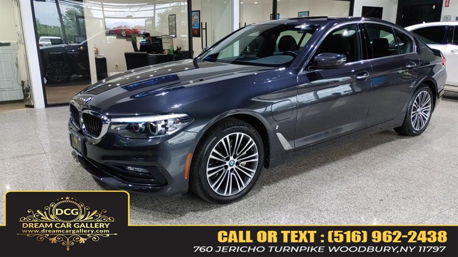 Used BMW 5 Series 530e xDrive iPerformance Plug-In Hybrid 2018 | Dream Car Gallery. Woodbury, New York