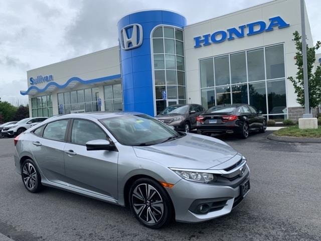 Used 2016 Honda Civic in Avon, Connecticut | Sullivan Automotive Group. Avon, Connecticut