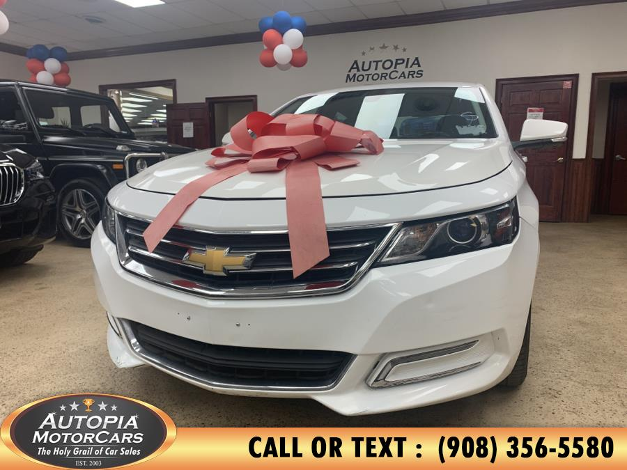 Used 2018 Chevrolet Impala in Union, New Jersey | Autopia Motorcars Inc. Union, New Jersey