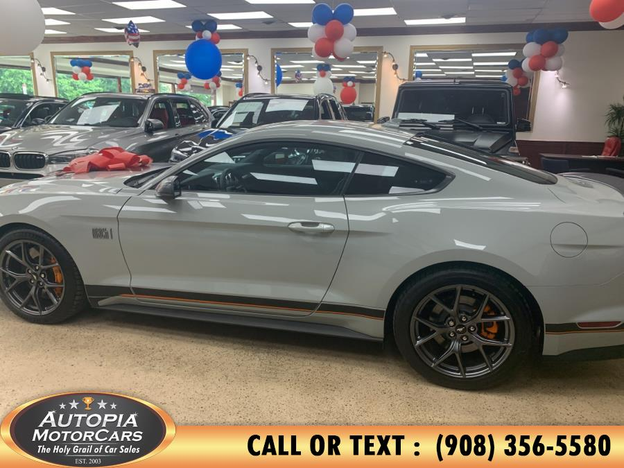 Used Ford Mustang Mach 1 Fastback 2021 | Autopia Motorcars Inc. Union, New Jersey