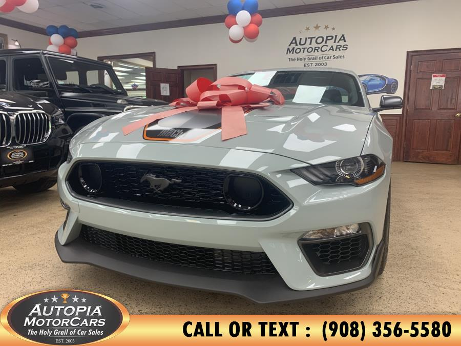 Used 2021 Ford Mustang in Union, New Jersey | Autopia Motorcars Inc. Union, New Jersey