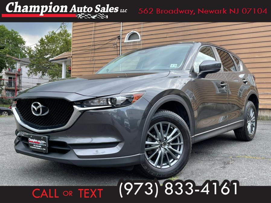 Used 2017 Mazda CX-5 in Newark, New Jersey | Champion Auto Sales. Newark, New Jersey