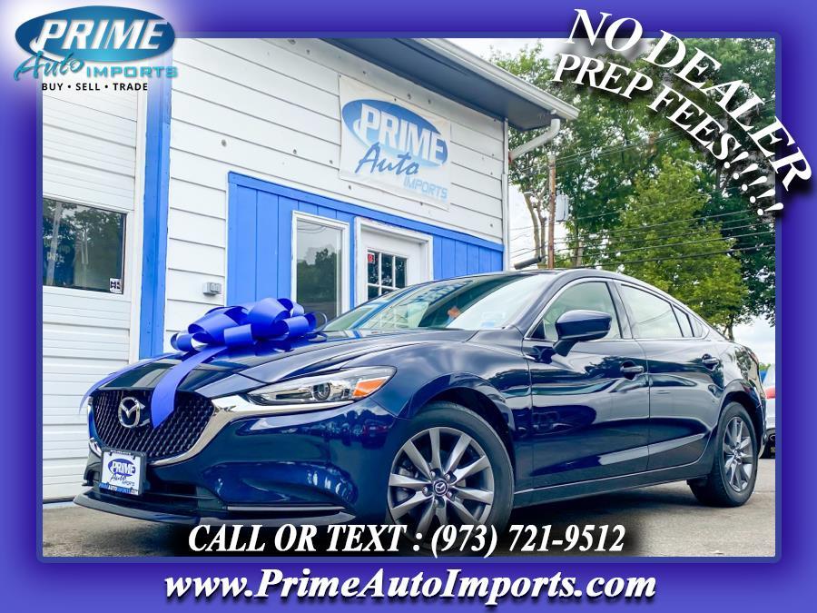 Used 2018 Mazda Mazda6 in Bloomingdale, New Jersey | Prime Auto Imports. Bloomingdale, New Jersey