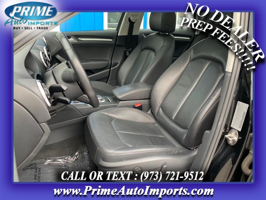 Used Audi A3 4dr Sdn quattro 2.0T Premium Plus 2015   Prime Auto Imports. Bloomingdale, New Jersey