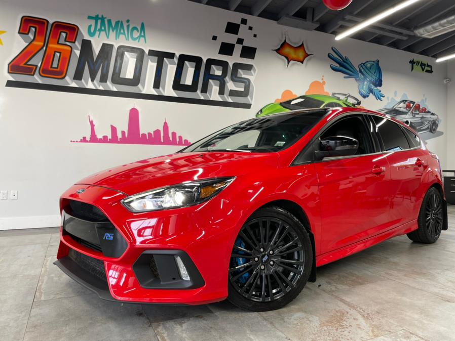 Used 2018 Ford Focus RS in Hollis, New York | Jamaica 26 Motors. Hollis, New York
