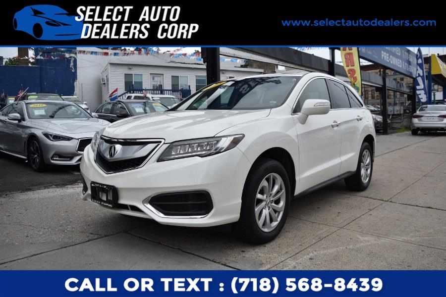 Used Acura RDX AWD 2018 | Select Auto Dealers Corp. Brooklyn, New York