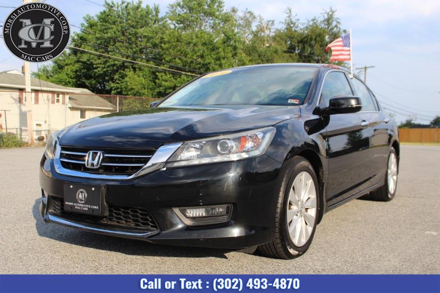 Used Honda Accord Sedan 4dr V6 Auto EX-L w/Navi 2014 | Morsi Automotive Corp. New Castle, Delaware