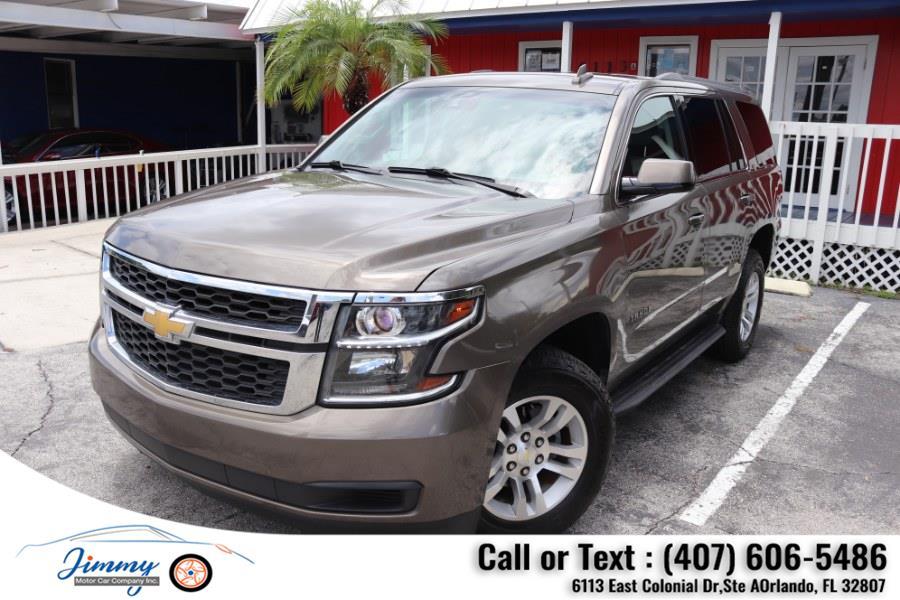 Used Chevrolet Tahoe 2WD 4dr LT 2016 | Jimmy Motor Car Company Inc. Orlando, Florida