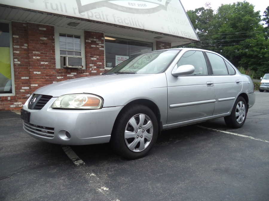 Used 2006 Nissan Sentra in Naugatuck, Connecticut | Riverside Motorcars, LLC. Naugatuck, Connecticut