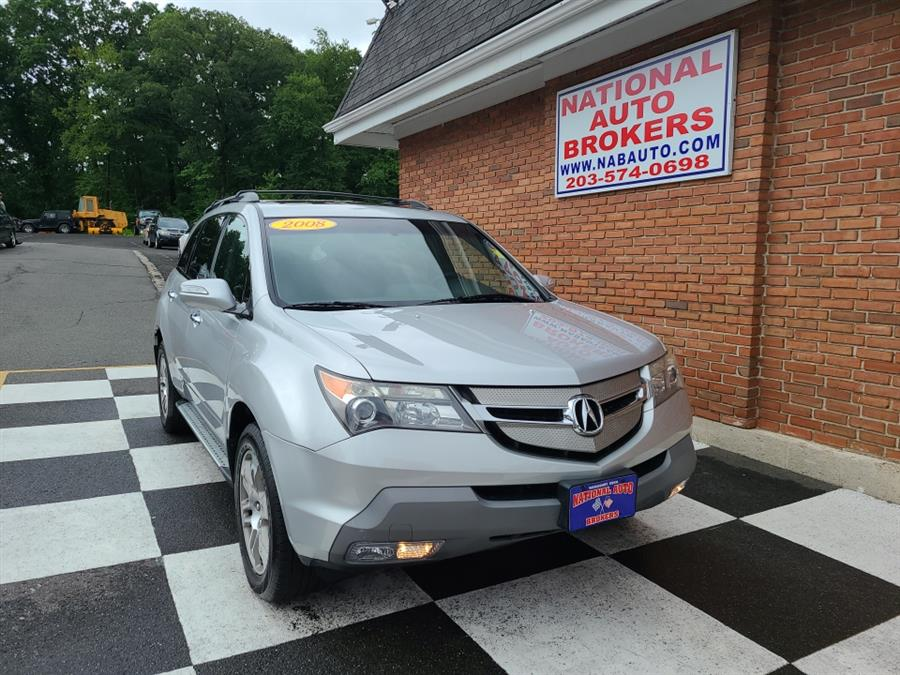 Used Acura MDX 4WD 4dr Tech Pkg 2008   National Auto Brokers, Inc.. Waterbury, Connecticut